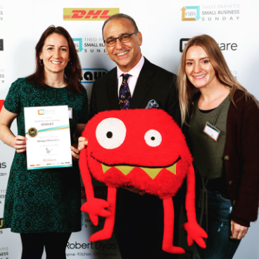 Boogie Monsters with Theo Paphitis