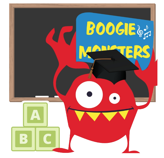 Boogie Monster Teacher